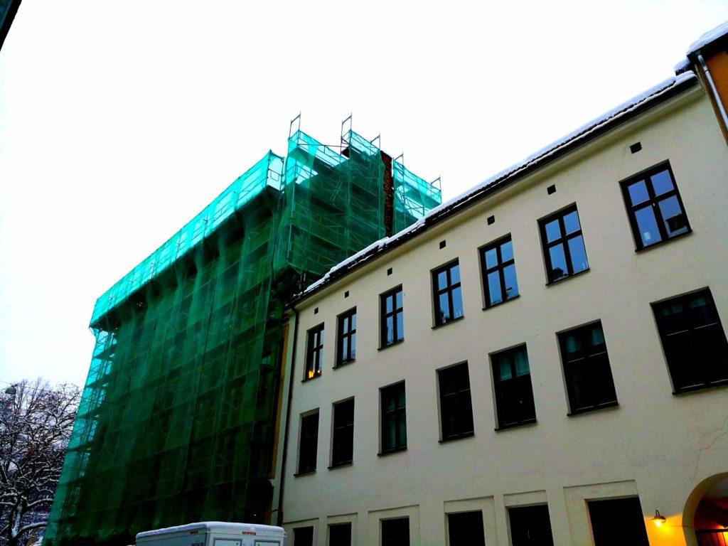 For City TAKTEKKING AS Heimdalsgata – 2018