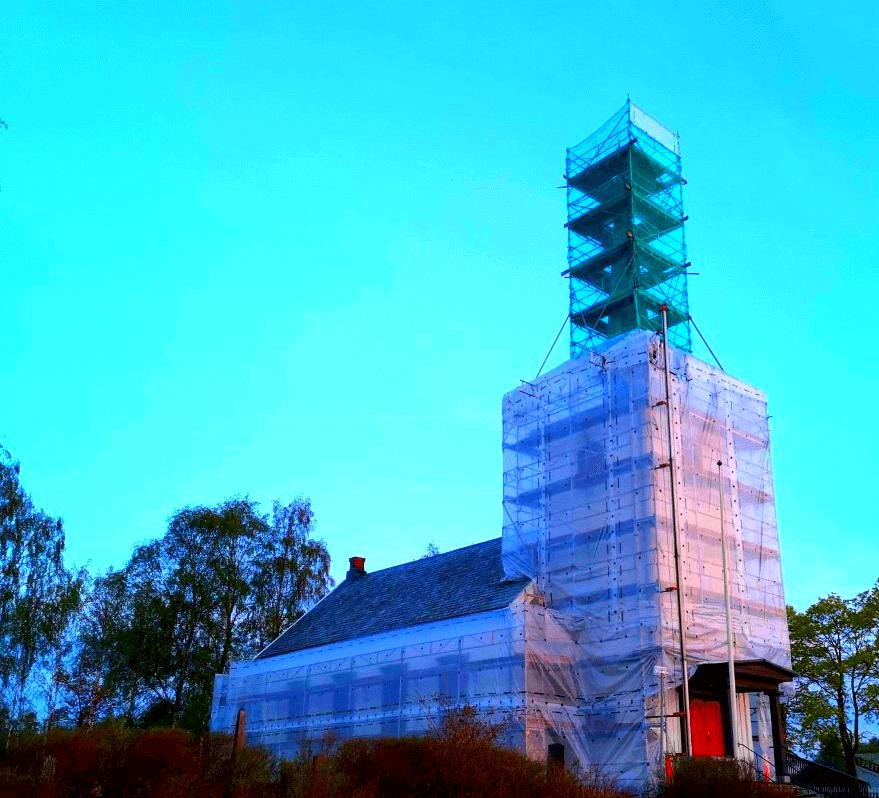 kroer kirke